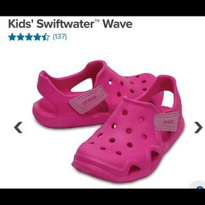 CROCS Kids' Swiftwater™ Wave Item #204021